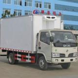 供应东风多利卡冷藏保温车,国四环保发动机价格实惠