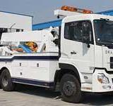 供应重汽豪沃重型道路清障车/豪沃30吨全旋转清障车