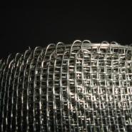 200目不锈钢编制网平纹金属网图片