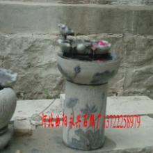 供应石雕壁炉雕刻生产加工图片