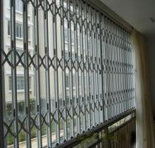 供应隐形防护网铝合金窗