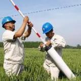 电力警示管 通讯拉线保护套【河北】生产电杆防撞警示帖销售价格
