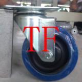 供应313款蓝色静音万向脚轮,313款蓝色静音万向脚轮厂价直销,313款蓝色静音万向脚轮批发商