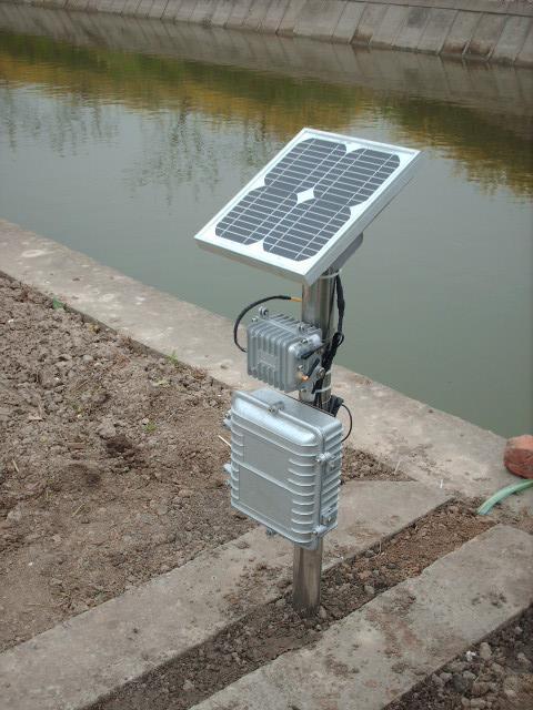 供应太阳能多参数水质环境监测系统,多参数水质无线监控系统
