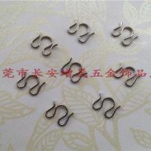 供应不锈钢项链连接扣/不锈钢W扣