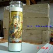 玻璃瓶厂家批发/玻璃瓶/蜡烛杯图片