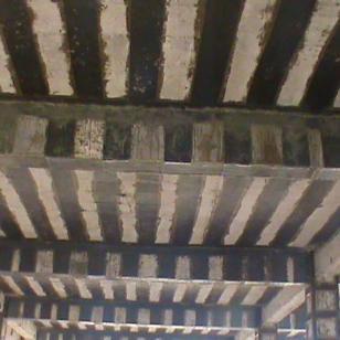 福州房屋裂缝注浆后碳纤维加固方法图片