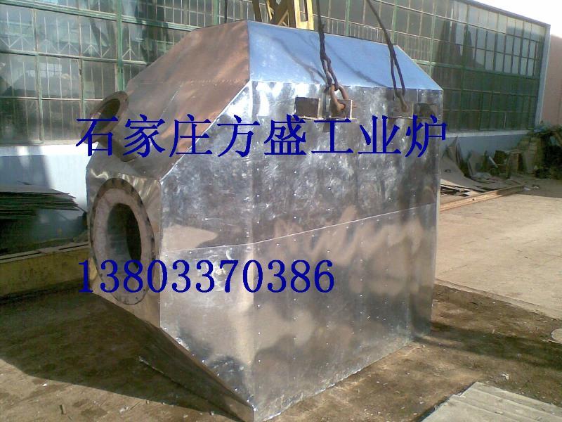 供应工业炉窑耐高温陶瓷换热器厂家