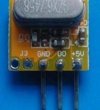 供应RF超外差接收模块 深圳超外差接收模块,RF接收模块