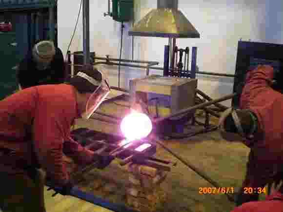 供应贵州黄金熔炼炉