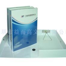 供应专业生产双面PVC档案盒,仿皮档案盒,深圳档案盒,档案盒制作