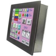 鹤壁QM10寸工业嵌入式触摸显示器图片
