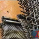 矿用轧花网原煤筛网不锈钢房顶用网