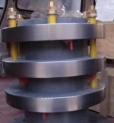 专业生产大型集电环异型滑环图片/专业生产大型集电环异型滑环样板图 (2)