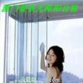 布吉片区美之家无框阳台玻璃窗制作销售安装中心 (折叠式,推拉式)批发