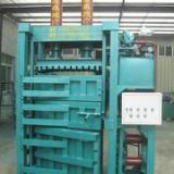 供應山東服裝壓縮機服裝減容機60噸雙缸服裝打包機