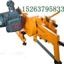 铁路钢轨防爆电动锯轨机/防爆钢轨切轨机/电动钢轨切割机锯轨机图片