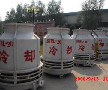 供应包头冷却塔图片