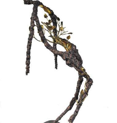 铁艺景观雕塑图片/铁艺景观雕塑样板图 (2)