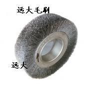 供应钢丝刷钢丝轮玻璃清洗刷毛刷刷子