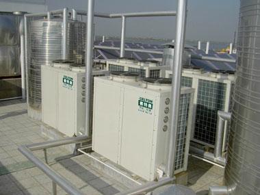 空气能热水工程图片/空气能热水工程样板图 (2)
