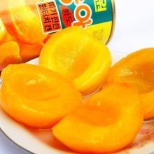 供应黄桃罐头生产厂家图片