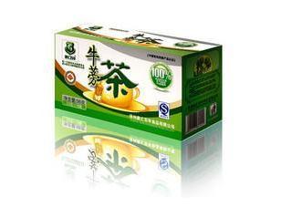 徐州特产康汇百年袋泡保健牛蒡茶图片