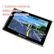 5寸高清触控屏GPS导航仪图片