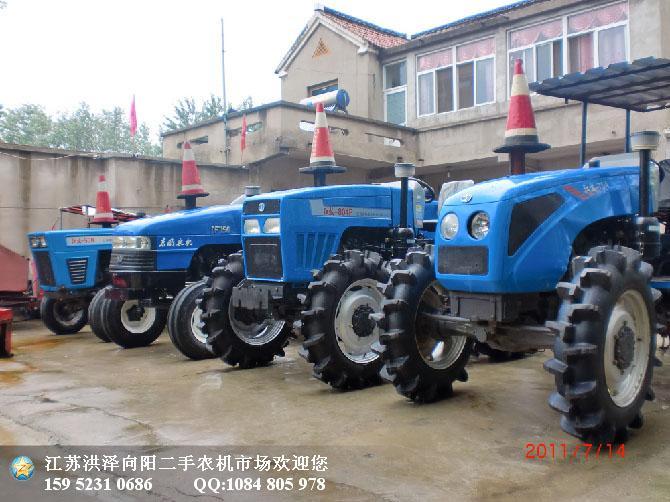 拖拉机 拖拉机供货商 供应东风904配驾驶室拖 高清图片