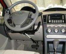 供应美倍力手操纵驾驶汽车辅助装置