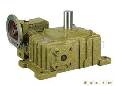 WP型铸铁蜗轮蜗杆减速机销售