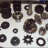钢厂链轮图片