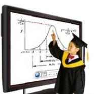 多媒体教学设备交互式液晶一体机图片