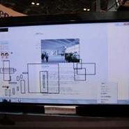 嘉友多媒体教学智能液晶电子白板图片