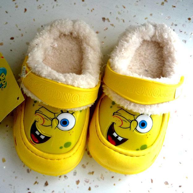 福州/供应花园儿童棉拖鞋童鞋图片
