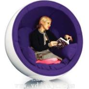 现代创意家具尚休闲球椅又称太空椅图片