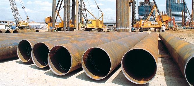 供应钢管桩施工