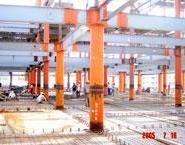 钢管混凝土柱,箱型柱,劲性钢骨柱图片