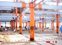 供应莱建钢结构,钢管混凝土柱批发,钢管混凝土柱报价批发