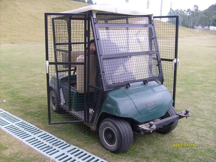 供应电动高尔夫捡球车整车配件