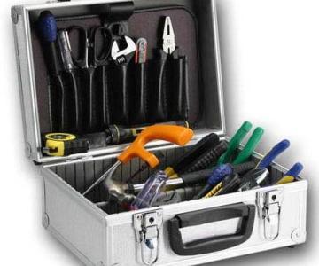 供应修理工具箱图片