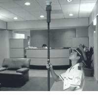 消防火灾报警系统烟感测试器图片