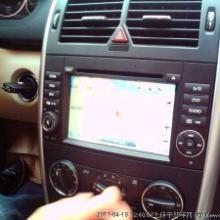 供应温州奔驰A160专用DVD导航