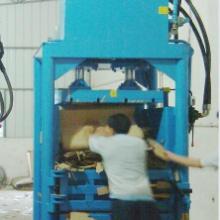 供应60吨压力立式打包机 广州番禺打包机价格 深圳废纸打包机