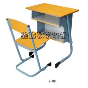 学生双斗课桌价格图片