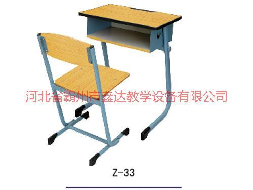 供应河南学校低价课桌椅