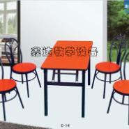 四人餐桌报价图片