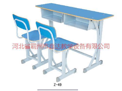 供应贵州双人学生写字桌销售
