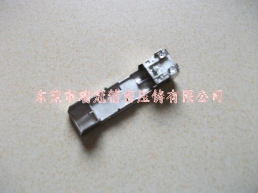 供应东莞电子连接器光模块SFP外壳压铸