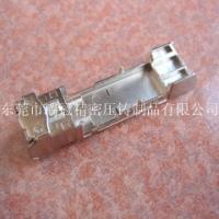 供应东莞光模块电子连接器SFP底座压铸